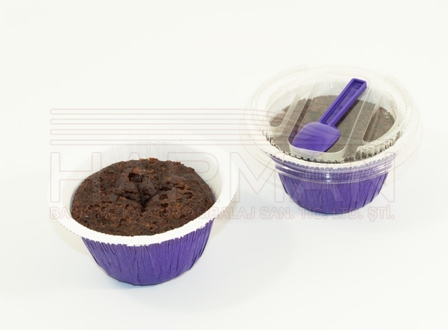 Cardboard Souffle Baking Cup Machine