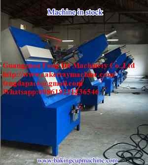Paper Dish / Plate / Cake Tray Forming Machine With CE Certificated